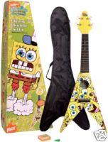 Spongebob uke
