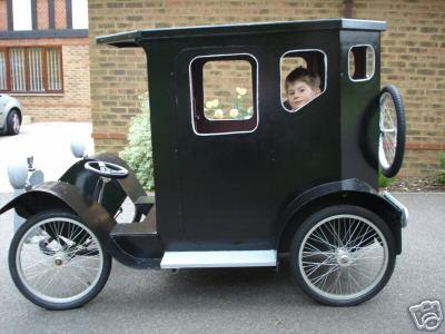 Bugsy Malone Car 1976 Bugsy Malone Film