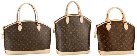 Сумка Louis Vuitton Lockit Horizontal.