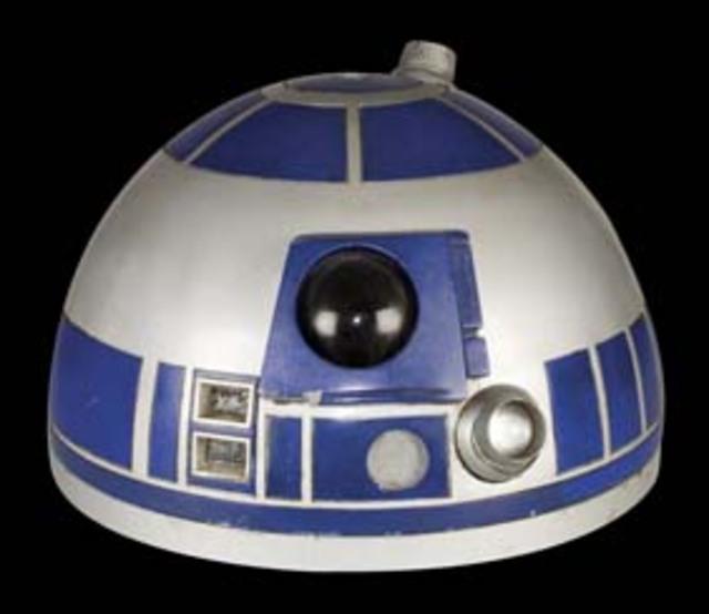 Оригинальный купол R2-D2 на Ebay